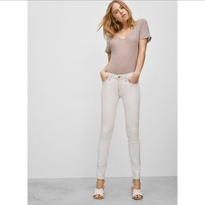 Aritzia • The Castings Mid Rise Skinny Jeans